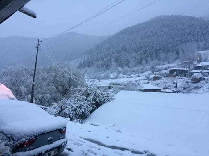 Gülveren'de Kış
