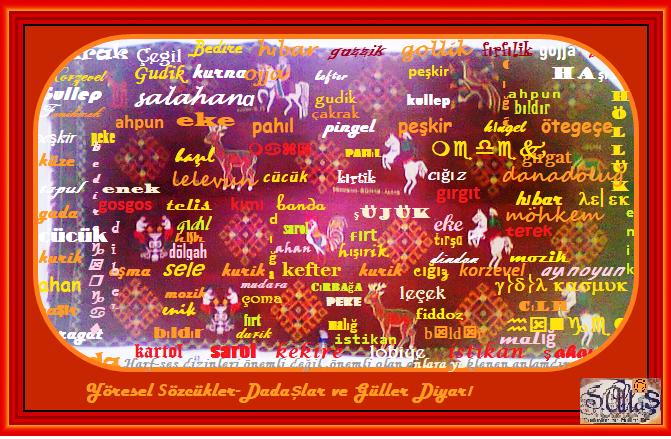 Yöresel Sözcükleri Derliyoruz-Ermenice'den Geçen Sözcükler